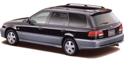 ホンダ オルティア 1996年モデル