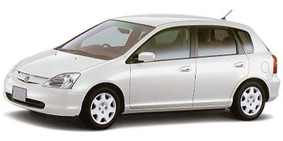 シビック 2001年モデル