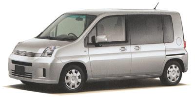ホンダ モビリオ 2001年モデル