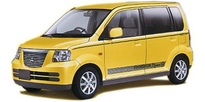 三菱 eKクラッシィ 2003年モデル