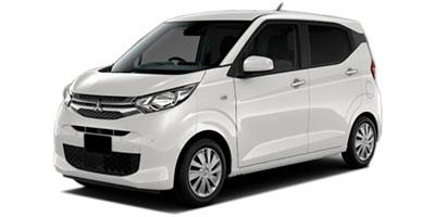 三菱 eKワゴン 2019年モデル