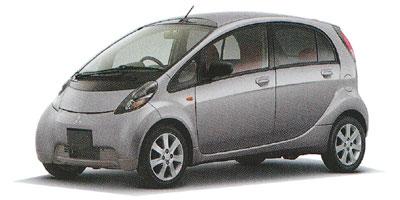 三菱 i 2006年モデル