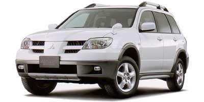 三菱 エアトレック 2001年モデル