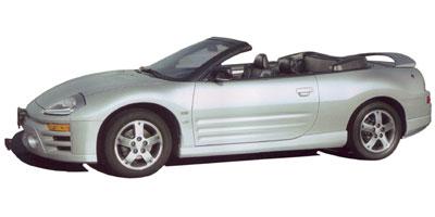 三菱 エクリプススパイダー 2004年モデル