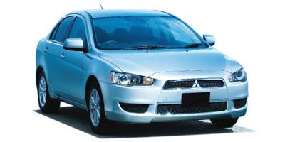 三菱 ギャランフォルティス 2007年モデル