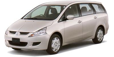 三菱 グランディス 2003年モデル