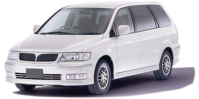 三菱 シャリオグランディス 1999年モデル
