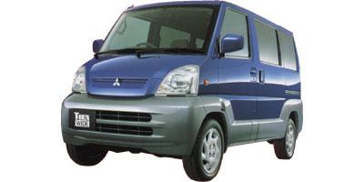 三菱 タウンボックスワイド 1999年モデル