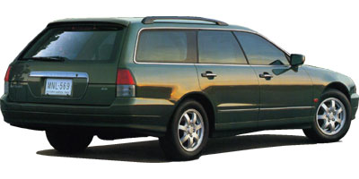 三菱 ディアマンテワゴン 1997年モデル
