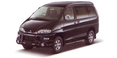 三菱 デリカスペースギア 1994年モデル