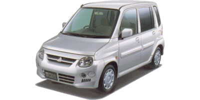 三菱 トッポBJワイド 1999年モデル