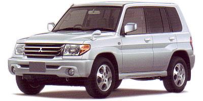 三菱 パジェロイオ 1998年モデル