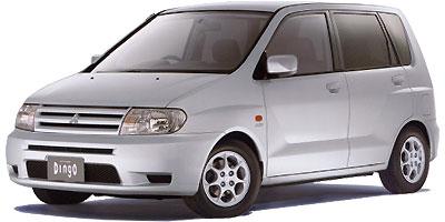 三菱 ミラージュディンゴ 1999年モデル