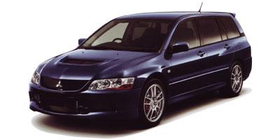 三菱 ランサーエボリューションワゴン 2005年モデル