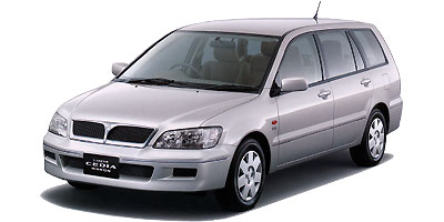 三菱 ランサーセディアワゴン 2000年モデル