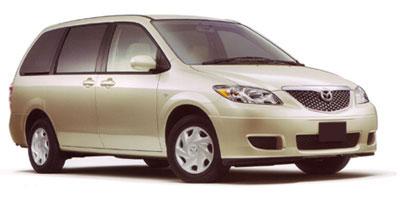MPV 2003年モデル