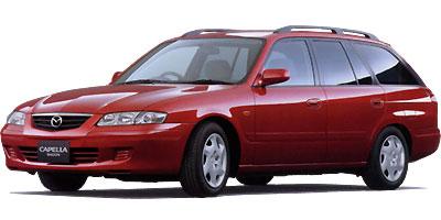 マツダ カペラワゴン 1997年モデル