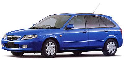マツダ ファミリアSワゴン 1998年モデル