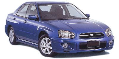 インプレッサ 1992年モデル
