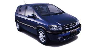 スバル トラヴィック 2001年モデル