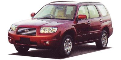 フォレスター 2002年モデル