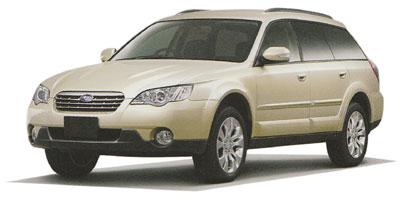 レガシィアウトバック 2003年モデル