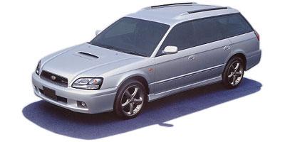 レガシィツーリングワゴン 1999年モデル