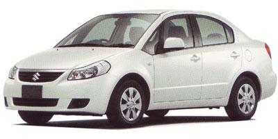 スズキ SX4セダン 2007年モデル