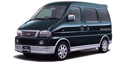 スズキ エブリイランディ 2001年モデル