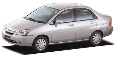 スズキ エリオセダン 2001年モデル