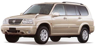 スズキ グランドエスクード 2000年モデル