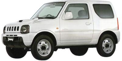 スズキ ジムニーL 2000年モデル