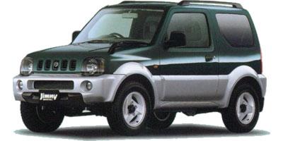 スズキ ジムニーワイド 1998年モデル
