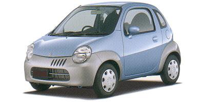 スズキ ツイン 2003年モデル