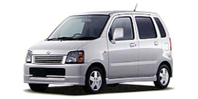 ワゴンR 1998年モデル