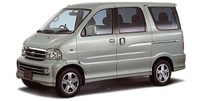 ダイハツ アトレー7 2000年モデル