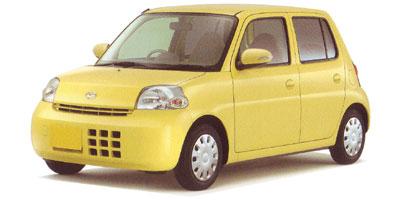 ダイハツ エッセ 2005年モデル