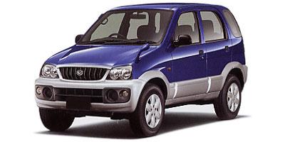 ダイハツ テリオス 1997年モデル