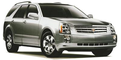 キャデラック SRX 2003年モデル