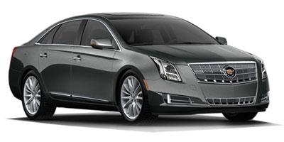 キャデラック XTS 2013年モデル