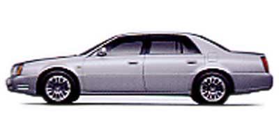 キャデラック ドゥビル 2000年モデル