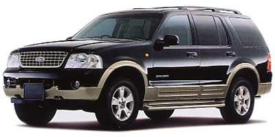 エクスプローラー 1995年モデル