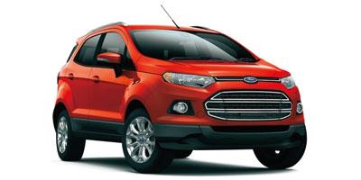 フォード エコスポーツ 2014年モデル