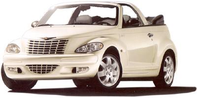 クライスラー PTクルーザーカブリオ 2004年モデル