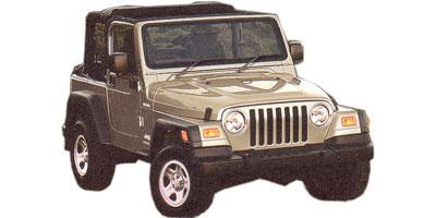 ラングラー 1996年モデル