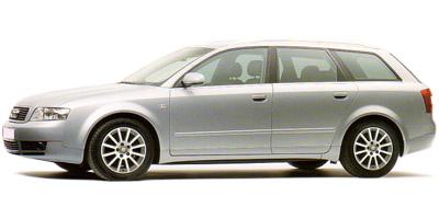 A4アバント 2002年モデル