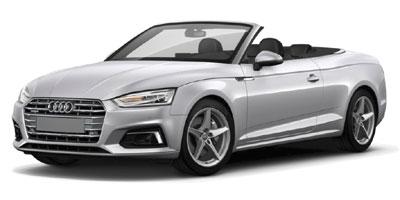 アウディ A5カブリオレ 2017年モデル