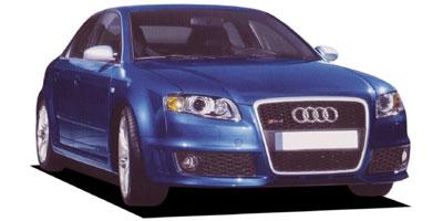 アウディ RS4 2006年モデル