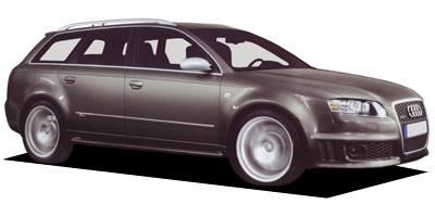 RS4アバント 2006年モデル
