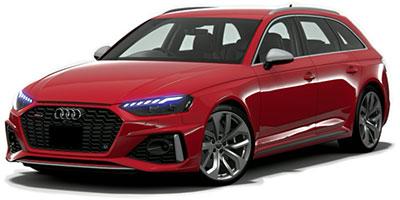 アウディ RS4アバント 2019年モデル